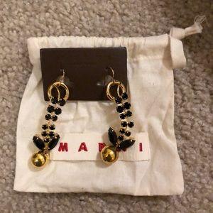 Brand new marni earrings